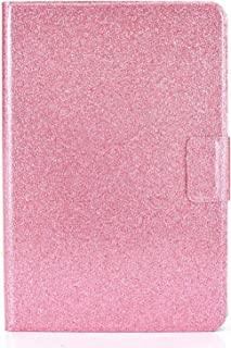 """Mylne for Samsung Galaxy Tab A SM-T350 {8""""} Glitter Case,PU Leather Folio Stand Wallet Smart Cover Shiny Sparkle Shockproo..."""
