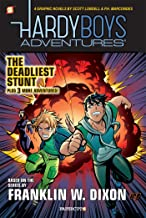 The Hardy Boys Adventures #2: The Deadliest Stunt (The Hardy Boys Adventures Graphic Novels)