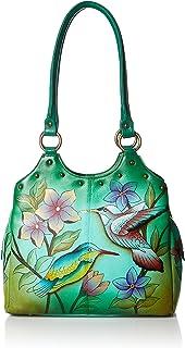 Satchel Handbag | Genuine Leather