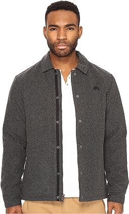 SB Wool Coaches Jacket