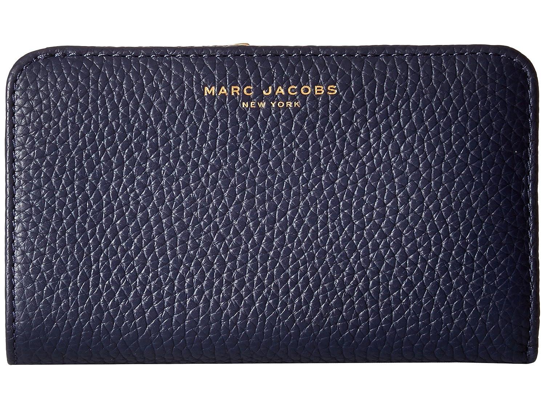 [マークジェイコブス] Marc Jacobs レディース Gotham Compact Wallet ウォレット [並行輸入品]