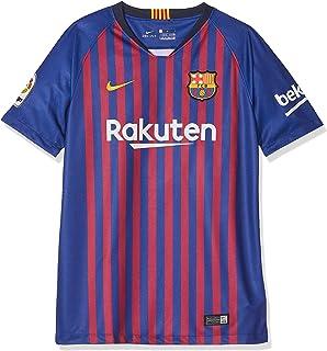 Nike Children's FCB Y Nk BRT Stad JSY Ss Hm T-Shirt