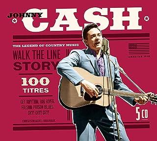 JOHNNY CASH 100 TITRES