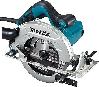 MAKITA HS7611 Sierra Circular, 1600 W, 230 V, Negro, One size