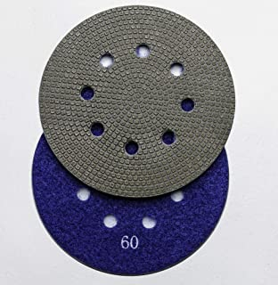 Diamond-Disc - Electroplated Diamond Sanding Pads for 5