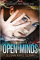 Open Minds (Mindjack: Kira Book 1) Kindle Edition