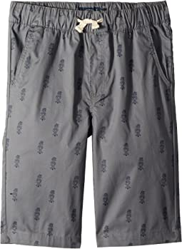 Lucky Brand Kids - Printed Pull-On Shorts (Big Kids)