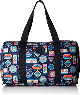 e7966ab0d45 Kipling Honest Foldable Duffel Essential Travel Bag, Wandering Roads