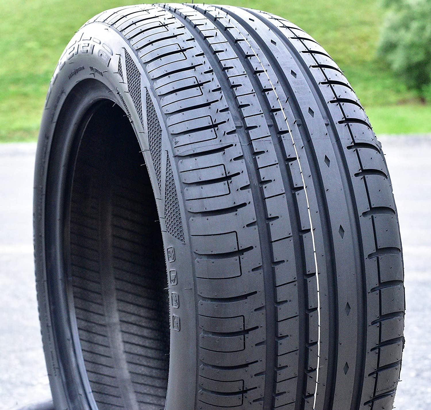 Accelera Phi-R All-Season Max 52% OFF 2021new shipping free High Tire-215 50R18 Radial Performance