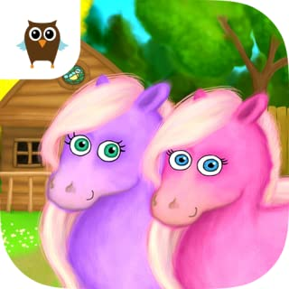 Pony Sisters in Magic Garden - Cute Animal, Vegetable & Flower Care