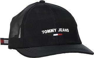Tommy Jeans TJW Sport cap Mesh Cappello, Rete Nera, Taglia Unica Donna