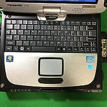 Panasonic Toughbook CF-19 CF-19AHUAX1M MK5 FULLY RUGGED 10.1