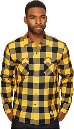 Levi's® Mens - Steelers Buffalo Western