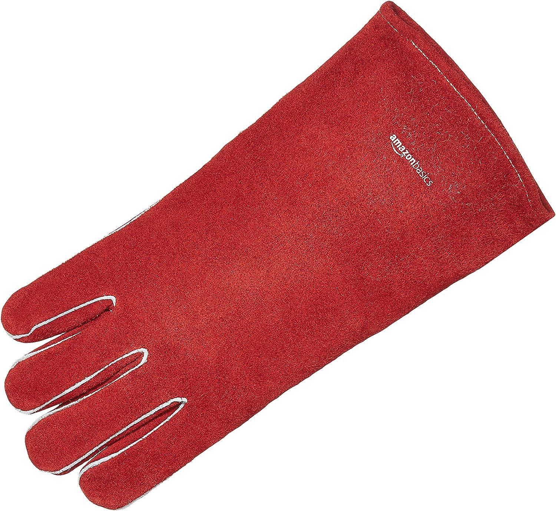 Black Basics Welding Gloves 1-Pack