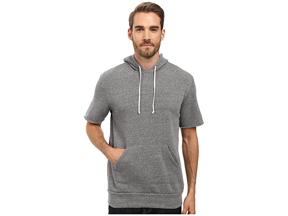 Alternative Baller Eco-Fleece Pullover Hoodie (Eco Grey) Men
