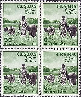 ceylon 6c stamp