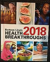 bottom line health breakthroughs 2018