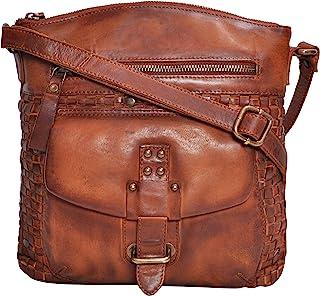 Genuine Leather Crossbody Sling bag for Women Fancy &...