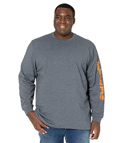 Timberland PRO Extended Base Plate Long Sleeve T-Shirt with Logo