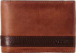 Fossil - Quinn Money Clip Bifold