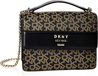 DKNY Women's Satchel, Ebony/Black - R933JD68