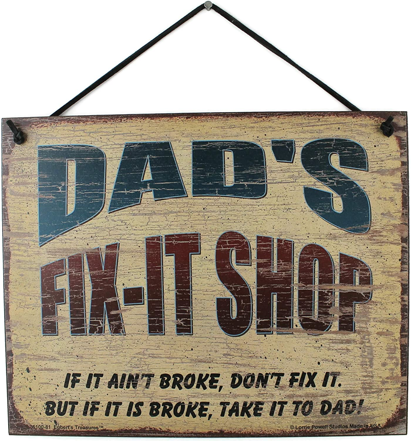 8x10 Mesa Mall Vintage Style Sign Very popular Saying