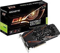 Gigabyte GeForce GTX 1060 G1 Gaming 3GB GDDR5 Graphics Card (GV-N1060G1GAMING-3GD)