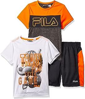 Fila Boys 3 Piece Athletic Set