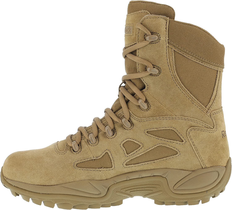 Reebok Duty Women's Rapid Response Tactical Soft Toe 8