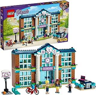 LEGO 41682 Friends School House Toy Heartlake City Building Set, Classroom Teacher Playset with Olivia Mini Doll, New 2021
