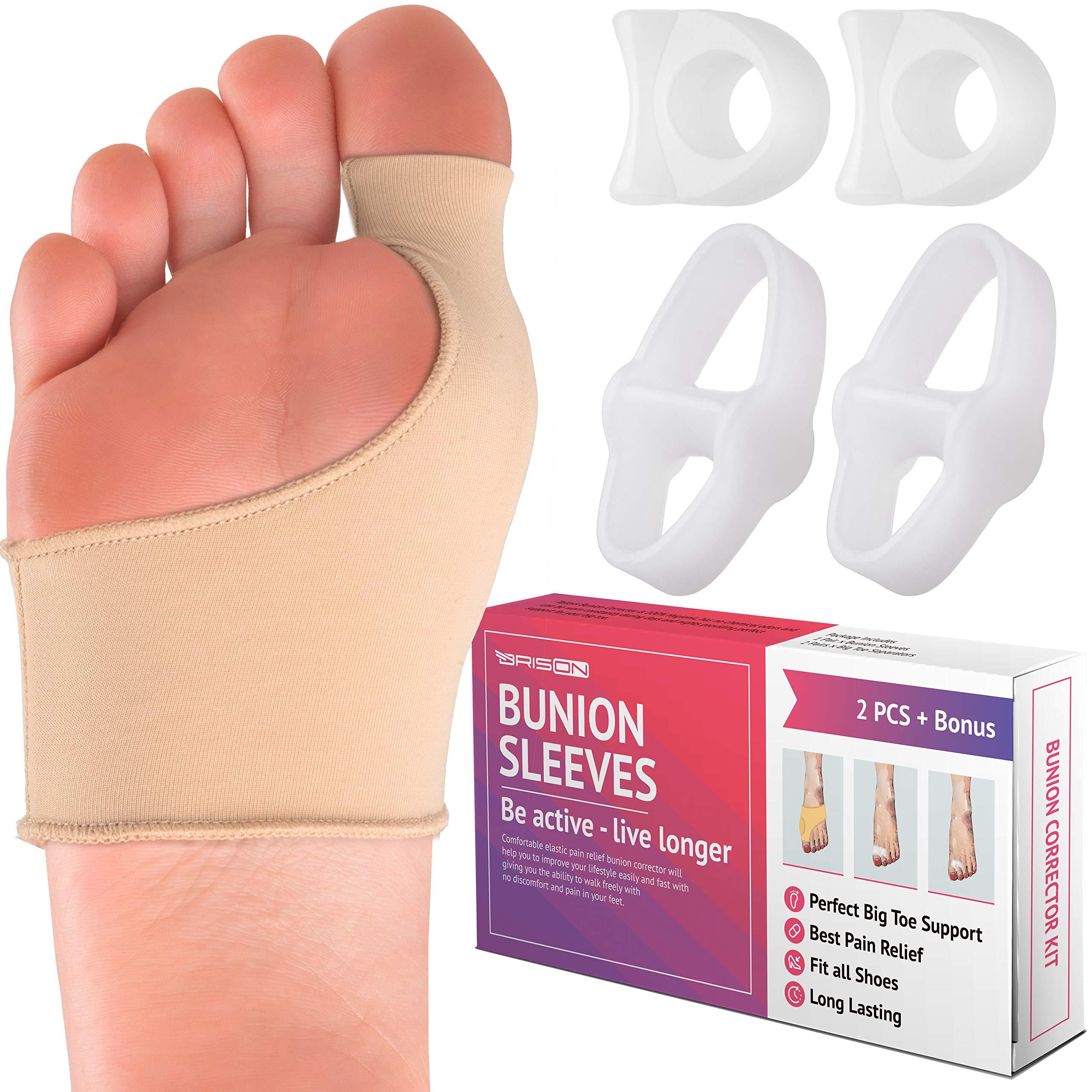 Bunion Corrector Kit Orthopedic Protectors