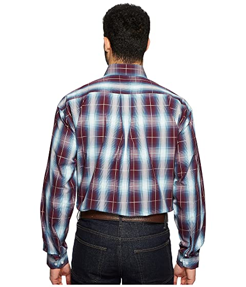 Plaid Stetson 1279 Line Purple Plum a7gPqgwA