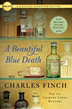 A Beautiful Blue Death: The First Charles Lenox Mystery (Charles Lenox Mysteries, 1)