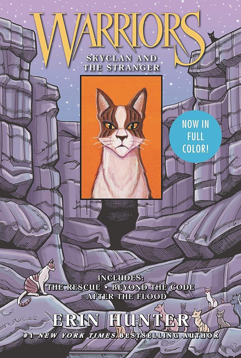 パトロン常識田舎Warriors: SkyClan and the Stranger (Warriors Manga) (English Edition)