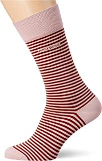 BOSS Men's Marc Rs Stripe Cc Calf Socks