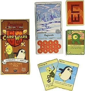 Cryptozoic Entertainment Adventure Time Card Wars Lemongrab Game