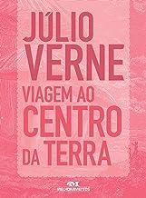 Viagem ao Centro da Terra: Texto adaptado (Júlio Verne) (Portuguese Edition)