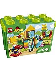 """レゴ(LEGO) デュプロ みどりのコンテナスーパーデラックス """"おおきなこうえん"""" 10864"""