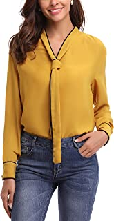 90af58cd678397 Amazon.ca  Yellow - Tops   Tees   Women  Clothing   Accessories