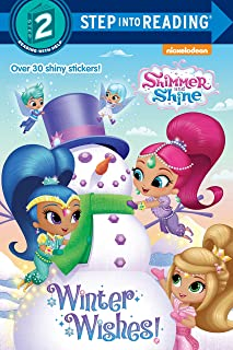 Winter Wishes! (shimmer and Shine: Step Into Reading, Step 2)