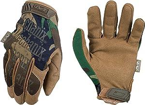 Mechanix Wear - Original Woodland Camo Tactical Gloves (XX-Large, Camouflage)