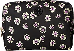 Tory Burch - Printed Nylon Large Brigitte Cosmetic Case