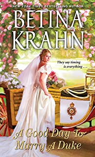 A Good Day to Marry a Duke (Sin & Sensibility Book 1)