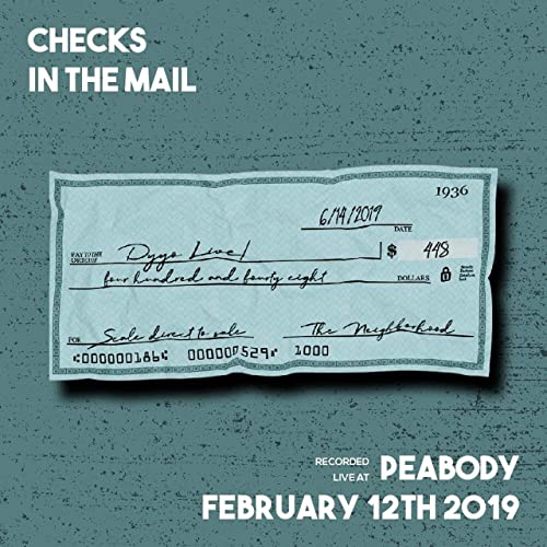 Checks By Mail >> Checks In The Mail Explicit By Dyyo On Amazon Music