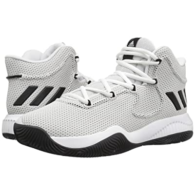 adidas Crazy Explosive TD (Footwear White/Core Black/Grey Two) Men
