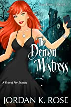 The Demon Mistress: A Funny Vampire Romance (The Eva Prim Series Book 1)