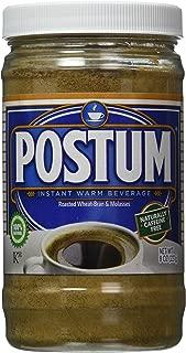 Postum 8 Oz. Roasted Wheat-Bran & Molasses Instant Warm Beverage, Pack of 6
