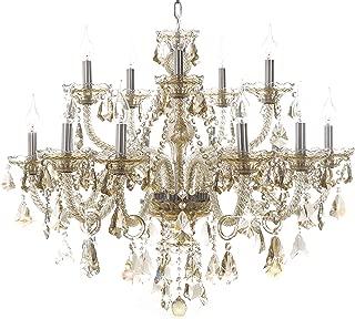 Best non hardwired chandelier Reviews
