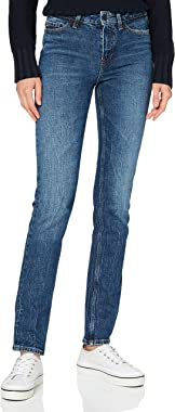 Tommy Hilfiger Rome Straight RW Lucy Pantalons Femme