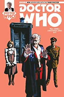 Doctor Who: The Third Doctor #5